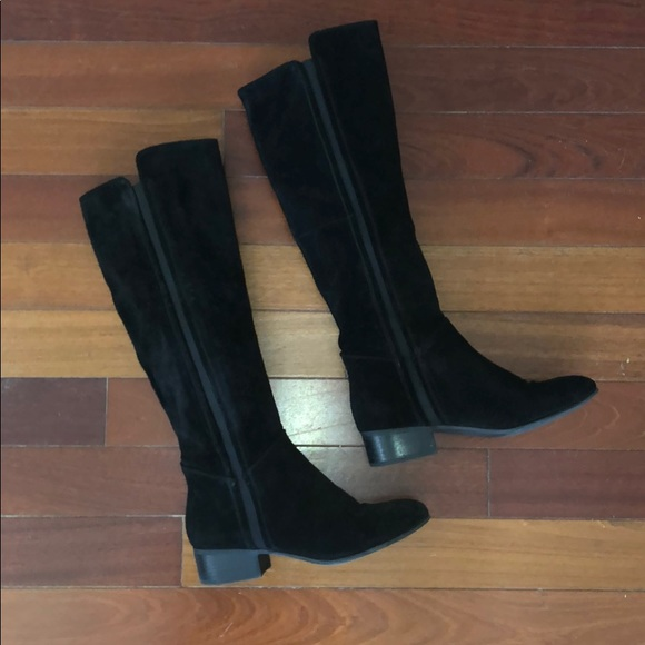 038630fb703 STEVE MADDEN Giselle sz. 8.5 suede boot